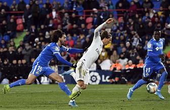 ريال مدريد يستعيد الانتصارات وصدارة الليجا مؤقتا مع بداية العام
