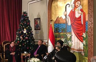 رئيس الإنجيلية يهنئ البابا تواضروس بعيد الميلاد: نفتخر بقداستكم رمزا وطنيًّا| صور