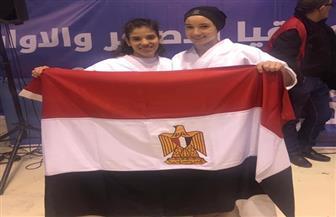 ذهبيتان لمنتخبنا الوطني في بطولة شمال إفريقيا للكاراتيه