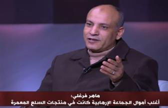 ماهر فرغلى يكشف بالأسماء دور الإخوان  فى بناء سد النهضة| فيديو
