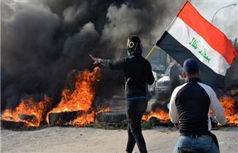 مظاهرات في أمريكا وبريطانيا تدين الأعمال الأمريكية في الشرق الأوسط