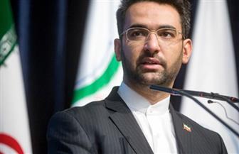 """وزير الاتصالات الإيراني في تغريدة: ترامب """"إرهابي يرتدي بذلة"""""""