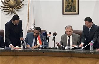 محافظ الدقهلية ومدير صندوق تطوير العشوائيات يوقعان اتفاقية تعاون لتطوير منطقتين بالمنصورة   صور