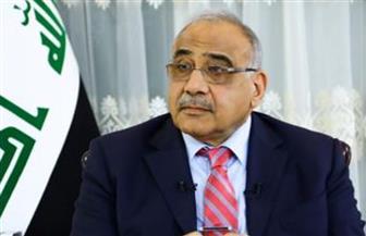 رئيس الوزراء العراقي يتحدث مع ميركل بشأن انسحاب القوات الأجنبية