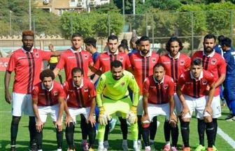 الشيخ يحرز هدف نادى مصر الأول في مرمى الأهلي