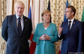 فرنسا وبريطانيا وألمانيا يدعون إيران إلى الامتناع عن أي عنف واحترام الاتفاق النووي