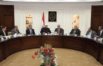 وزيرا الإسكان والأوقاف ومحافظ القاهرة يتابعون المشروعات المشتركة لتطوير المناطق العشوائية| صور