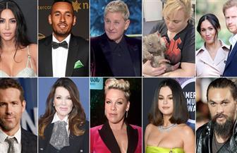 مشاهير هوليوود ونجوم الغناء والرياضة يجمعون تبرعات لمواجهة حرائق الغابات في أستراليا