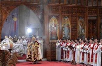 ننشر تفاصيل احتفال الكنيسة القبطية الأرثوذكسية بعيد الميلاد المجيد