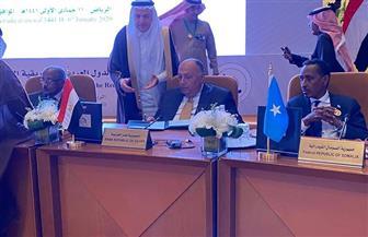 وزير الخارجية يوقع على ميثاق مجلس الدول العربية والإفريقية المطلة علي البحر الأحمر | صور