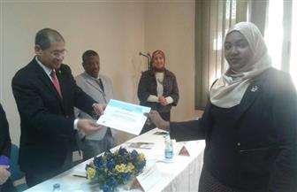 تدريب 46 طالبا سودانيا على برامج الهندسة الطبية بجامعة الإسكندرية| صور