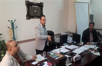 توزيع حقيبة المستلزمات الوقائية والأدوية للمخالطين للحالات المصابة بفيروس كورونا في جنوب سيناء