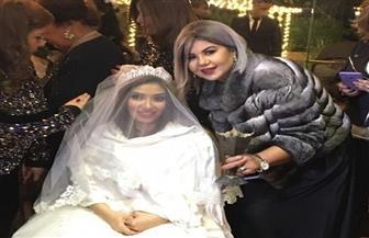 """بوسي شلبي تنشر أول صورة من حفل زفاف غادة رجب على """"إنستجرام"""""""