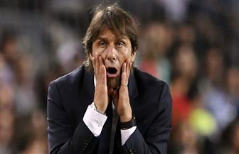 كونتى: الخروج الأوروبي ساعد إنتر ميلان على الفوز بلقب الدوري الإيطالي