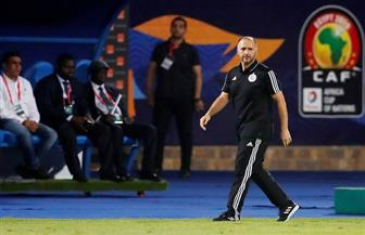 جمال بلماضي أفضل مدرب في إفريقيا 2019