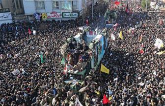 التليفزيون الإيراني: 35 قتيلا و48 مصابا حصيلة ضحايا التدافع أثناء جنازة سليماني حتى الآن
