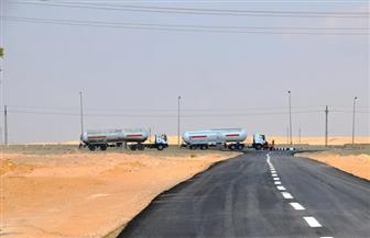 """""""المرور"""".. تحويلات مرورية لتوسعة وتطوير طريق """"القاهرة - الإسماعيلية"""" الصحراوى"""