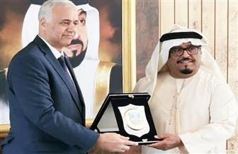 ضاحي خلفان: التعاون مع جامعة الإسكندرية تتويج للعلاقات الإماراتية المصرية الوطيدة