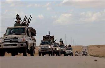 معركة طرابلس بين سيطرة الجيش الليبي وأوراق أنقرة الإرهابية   صور