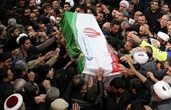 إيران تبدأ مراسم دفن سليماني في كرمان