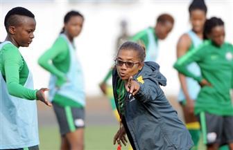 الجنوب إفريقية ديزيريه إليس  أفضل مدربة للسيدات في إفريقيا 2019