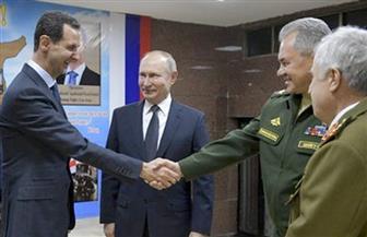 بوتين: اجتزنا مسافة كبيرة في طريق استعادة كيان الدولة السورية ووحدة أراضيها