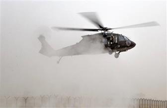 صافرات إنذار وتحليق طائرات هليكوبتر أمريكية في سماء قاعدة عين الأسد بالعراق واتخاذ وضع الإنذار الكلي