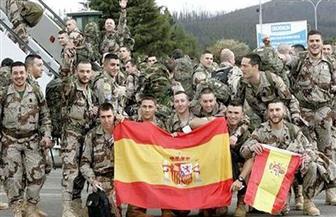 أسبانيا تسحب قواتها من العراق إلى الكويت بعد هجوم إيران