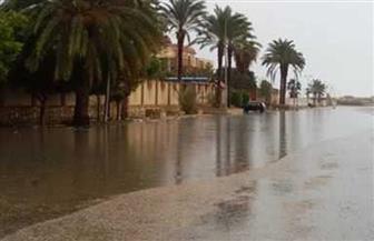 شمال سيناء تواجه الطقس السيئ وترفع درجة الاستعداد بالمحافظة