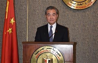 وزير خارجية الصين: طريق الحرير ورؤية مصر 2030 أبرز ما ناقشت مع سامح شكري | صور