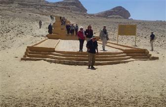 """ألف شاب يزورون المعالم الأثرية والسياحية بـ""""المنيا"""" بمبادرة """"اعرف بلدك"""""""