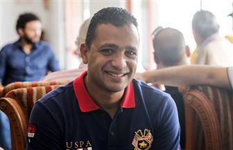 قمصان: خبرات لاعبي الأهلي قادرة على حسم لقاء بلاتينيوم