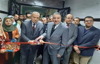 افتتاح أكبر مركز لحضانات الأطفال المبتسرين بالقليوبية | صور