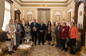 جامعة القاهرة توقع اتفاقية تعاون مع معهد الصحافة والتكنولوجيا المغربي | صور