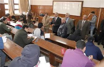 رئيس جامعة الأزهر يتفقد سير الامتحانات بقطاع البنين في مدينة نصر| صور