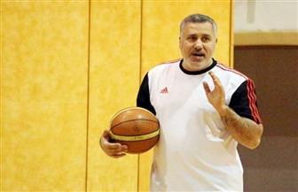 اتحاد السلة يغرم المدير الفني لنادي الزمالك