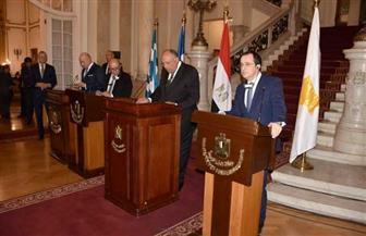 سامح شكري: مصر بذلت جهودا كبيرة لتقريب وجهات نظر الفرقاء الليبيين.. ومستمرون في دعم مسار برلين