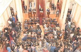 وزير خارجية فرنسا: نأمل أن ينجح مؤتمر برلين.. واكتشافات الغاز بشرق المتوسط توفر مزيدا من فرص التنمية