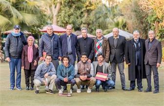 نجوم منتخب الجولف: نعد بالمزيد من الإنجازات للرياضة المصرية.. ورئيس الاتحاد: نملك جيلا واعدا