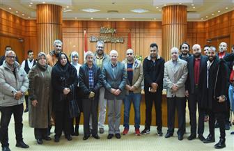 اختيار 200 طالب ضمن برنامج صناعة البطل ببورسعيد