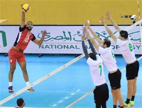 تذكرة التأهل الأوليمبي حائرة بين مصر وتونس في التصفيات الإفريقية للطائرة .. الليلة