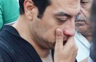 مصرع والد الفنان إيهاب توفيق في حريق منزله بمدينة نصر