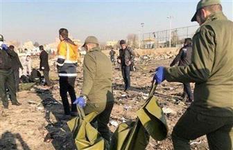 فريق أوكراني يصل إلى طهران للمشاركة في تحقيقات الطائرة المنكوبة