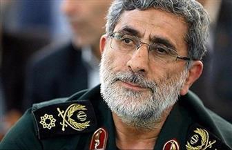 """القائد الإيراني الجديد لفيلق القدس: سنواصل السير على خطط """"سليماني"""""""
