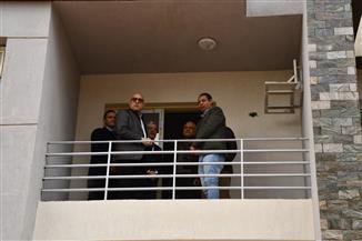 وزير الإسكان: الانتهاء من تنفيذ 10368 وحدة بالإسكان الاجتماعي بالمنيا الجديدة