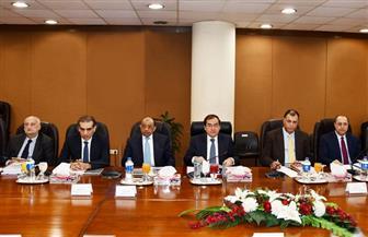 """وزير البترول يدعو """"البتروكيماويات المصرية"""" إلى الخروج من نطاق المنتج الواحد"""
