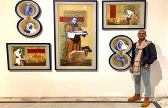 مشاركون بصالون الشباب الـ30: حالة من الحراك الفني لا تخلو من بعض السلبيات | صور