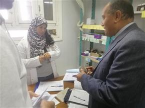 إحالة 31 من العاملين بالصحة والمحليات في مركز سمنود إلى التحقيق | صور