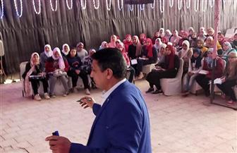 1200 طالب في اليوم الأول للقوافل التعليمية لمواجهة الدروس الخصوصية بسوهاج |صور