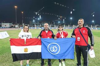 لاعبات مصر على موعد مع منافسات قوية في «عربية السيدات 2020» بالشارقة   صور